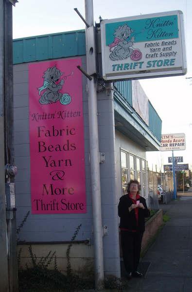 Knittn kitten shop