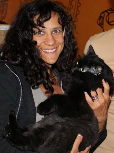 Cheryl green with Velo