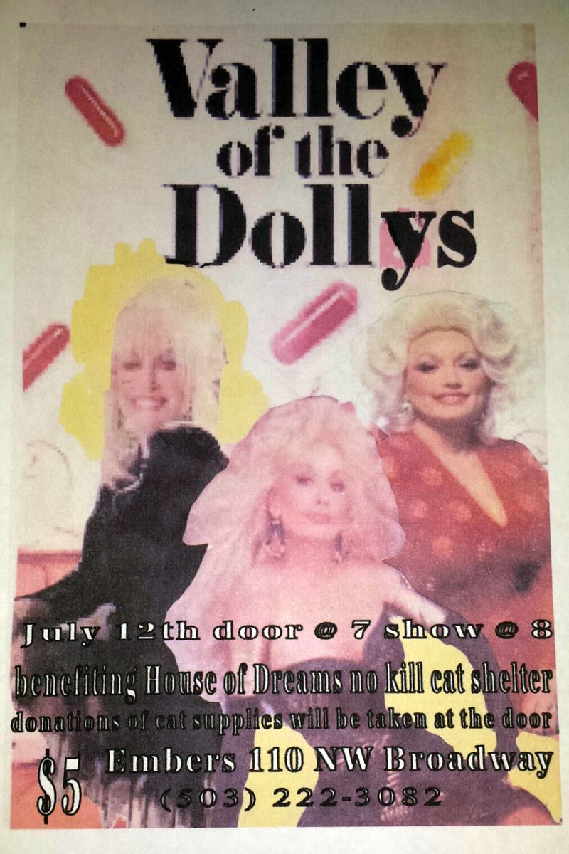 Valley of the dollys